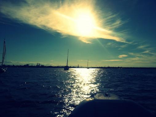 servizio in mare