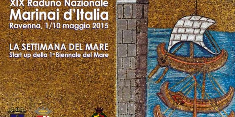 Raduno nazionale Marinai d'Italia a Ravenna