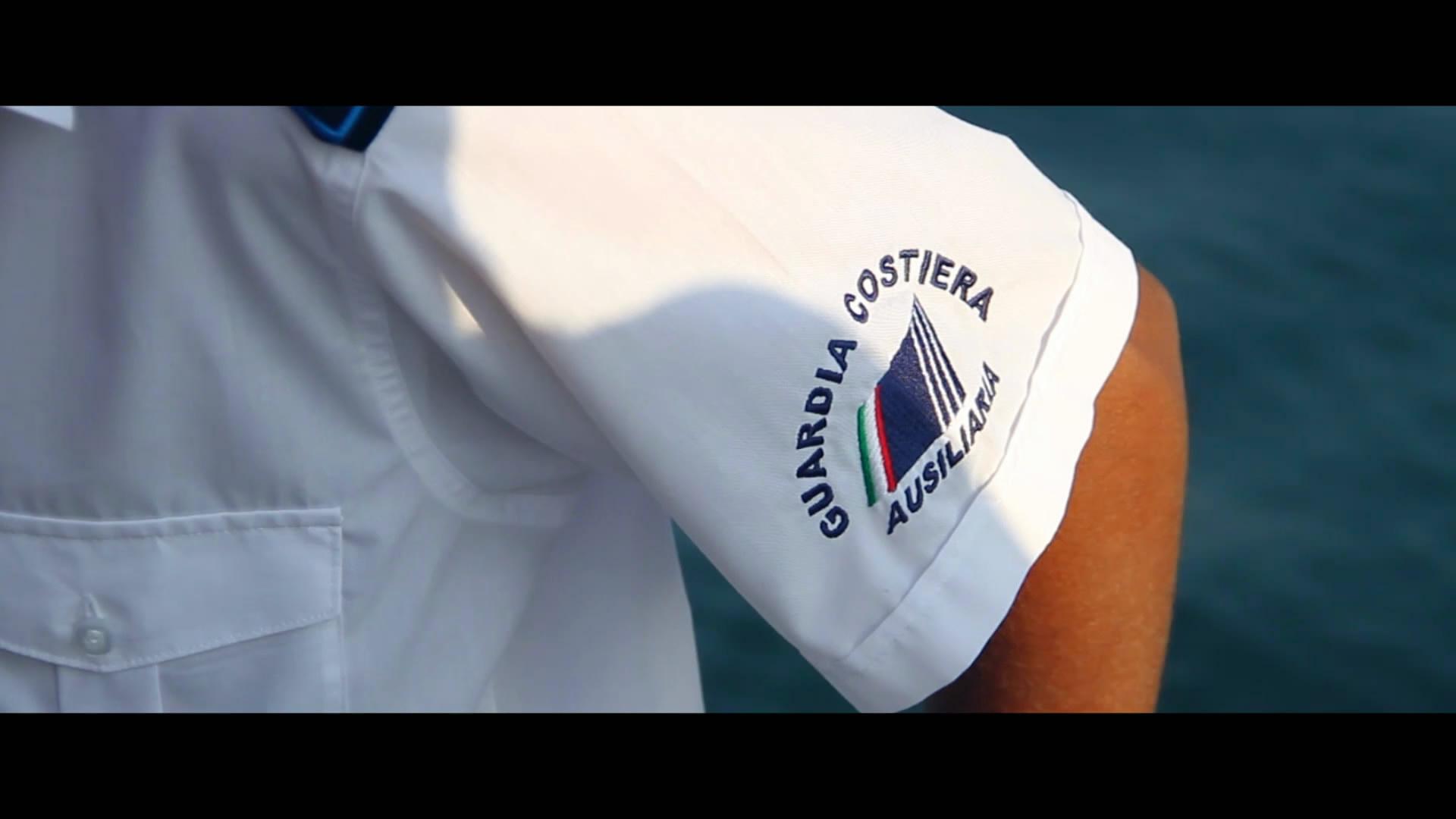 Il Corso di guardia costiera ausiliaria