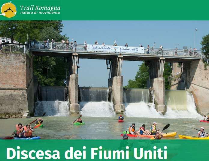 GCA Ravenna tutela la sicurezza durante LA DISCESA DEI FIUMI UNITI (29 maggio 2016)
