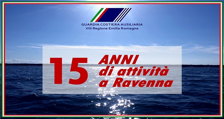 15 anni della GCA a Ravenna