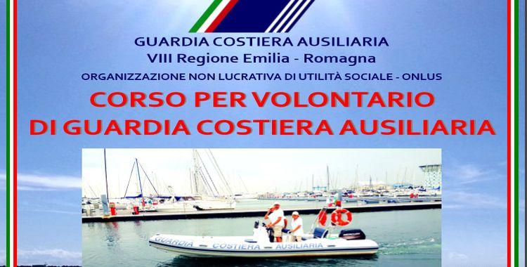 Corso per Volontari Guardia Costiera Ausiliaria 2017