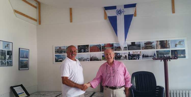 Collaborazione fra GCA e Lega Navale Italiana