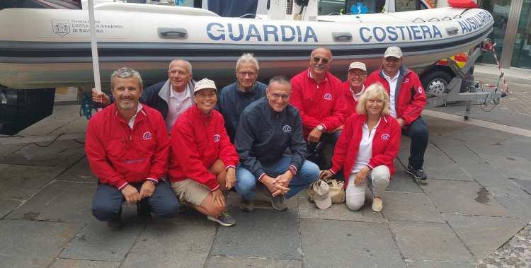 Volontari GCA alla Festa del Volontariato