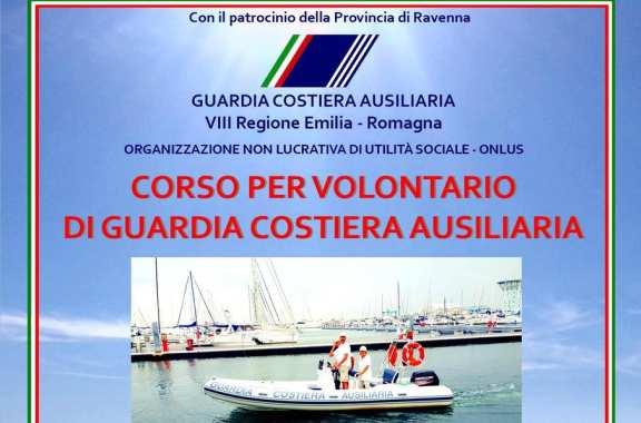 Corso 2018 per Guardia Costiera Ausiliaria