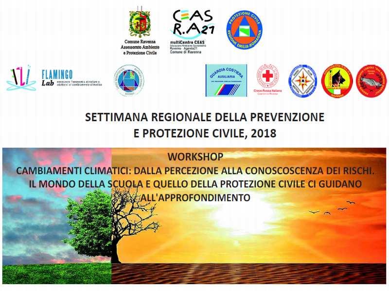 settimana prevenzione e protezione civile