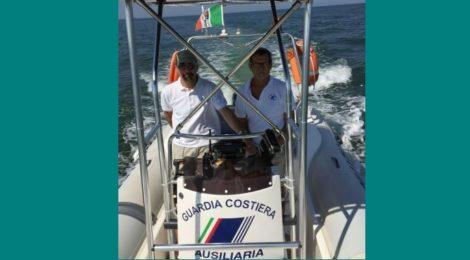 GCA - G Mainetti e G Tuzzetti in servizio