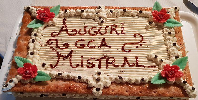 Torta fatta da Volontario GCA