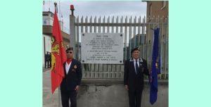 Inaugurazione Targa Commemorativa presso LNI