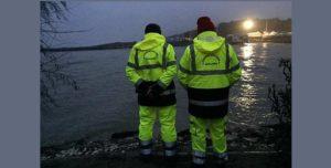 La Protezione Civile attiva la GCA per controllo fiumi