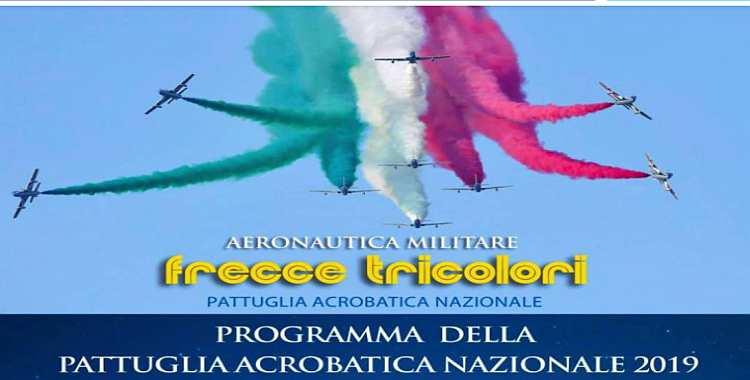 Frecce Tricolori 2019