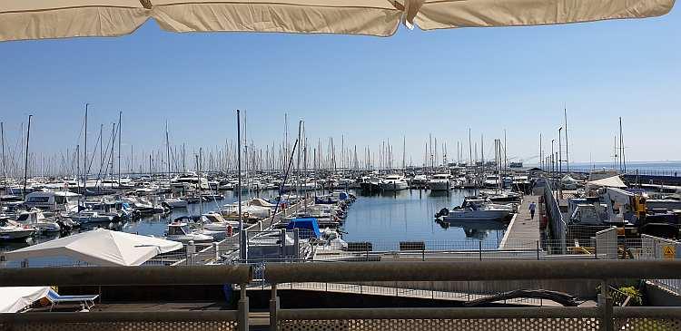 marina club canottieri