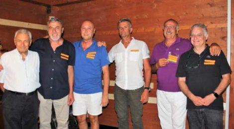 partecipanti ai Corsi assieme al Decano Enzo Lodola e al Presidente