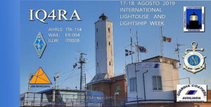 International Lighthouse and Lightship Weekend 2019 in Sala Radio GCA