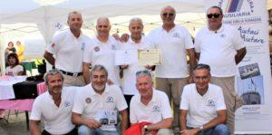 Il fondatore GCA, Enzo Lodola, protagonista alla Festa del Volontariato