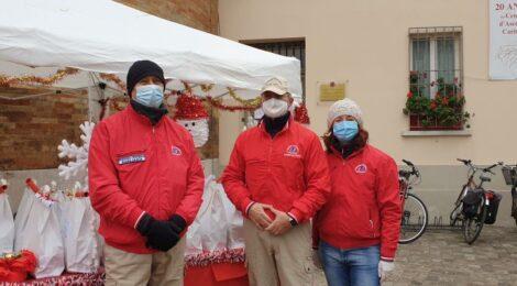 Volontari GCA-Santamarianova, Gentilini, Balella