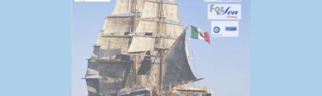 """Amerigo Vespucci: """"Esperienza e formazione di bordo"""""""