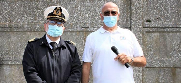 Comandante Rizzo e Presidente Angelini