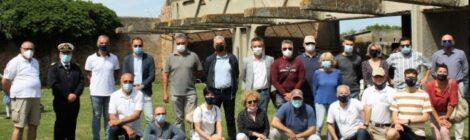 volontari Pala de Andrè