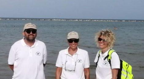 Servizio in spiaggia - Gabriele - Livia - Monica